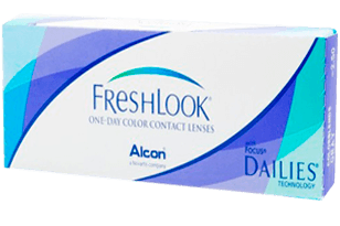 FreshLook One-Day Color